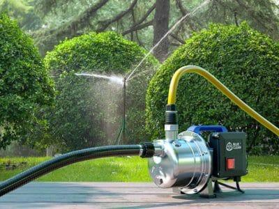 Come utilizzare una pompa autoadescante