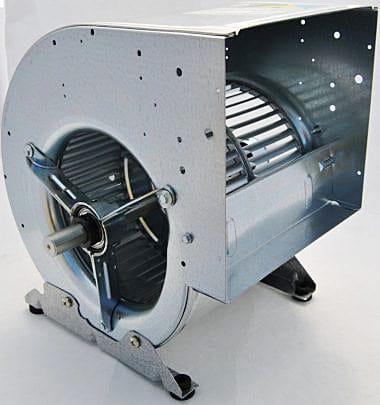 ventilatori centrifughi a doppia aspirazione