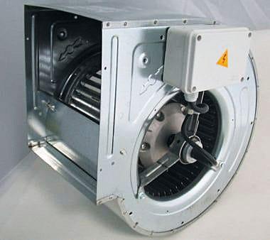 ventilatori a doppia aspirazione con motore a rotore esterno DDM NICOTRA/GEBHARDT