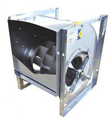 ventilatori centrifughi pala rovescia