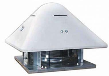 torrino centrifugo a flusso orizzontale